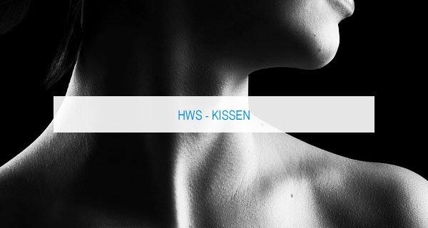 hws kissen die nackenspezialisten unter den kopfkissen. Black Bedroom Furniture Sets. Home Design Ideas