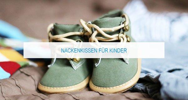 Nackenkissen für Kinder und Babys