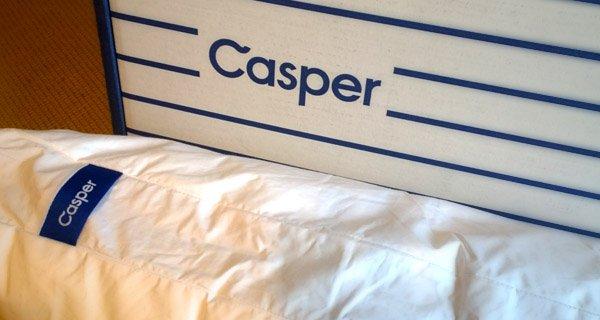 Casper Kopfkissen Test und Review
