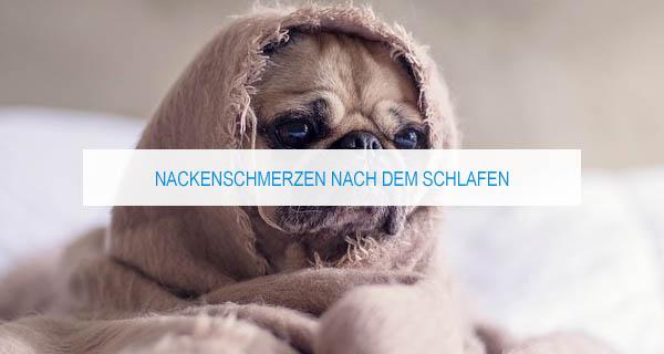 nackenschmerzen-nach-schlafen