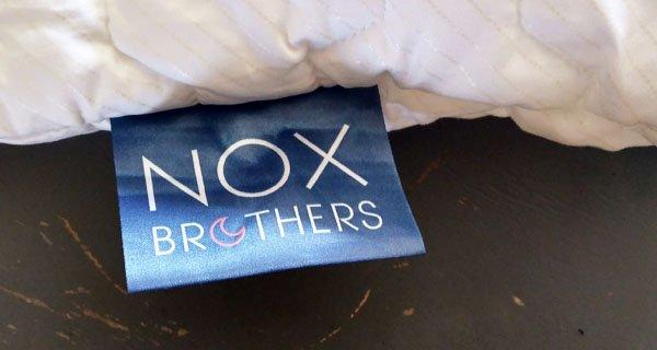 Das NOX BROTHERS Nackenkissen im Test