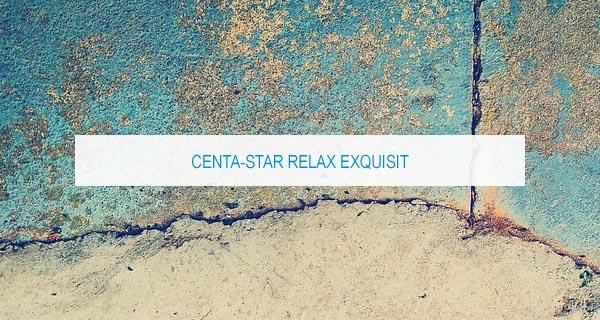 Centa-Star Relax Exquisit Nackenkissen