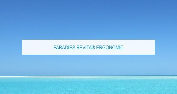 Paradies reVita® Ergonomic Nackenkissen