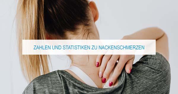 14 spannende Zahlen und Statistiken zu Nackenschmerzen